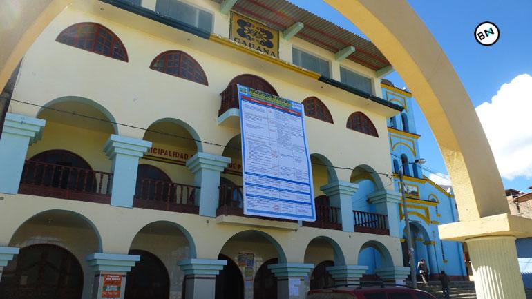 Municipalidad provincial de Pallasca patrocina a 20 jóvenes pallasquinos en la UNI. 18