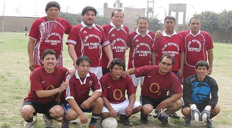 XV Campeonato Oficial Llapino 2012 Copa Emilio Díaz Camacho 1