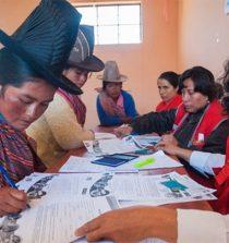 284 Hogares en Cabana se beneficiarán con el Programa Juntos