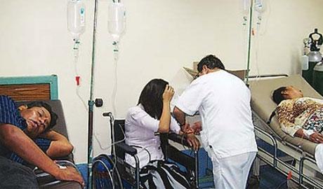 Comité de salud y ambiente verá el monto de indemnización a pobladores de Cajacay. 8