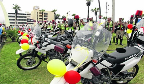 Fiscalía investiga supuesta sobrevaloración de motos compradas por G.R.A. 23