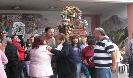 Pallasca:Residentes bolognesinos en Lima celebraron Festividad a San Antonio de Padua 4