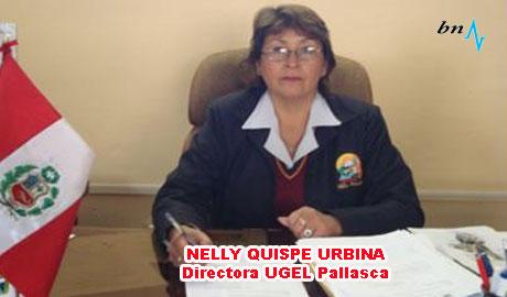 SUTE Pallasca: La Ugel es un centro de corrupción. 19