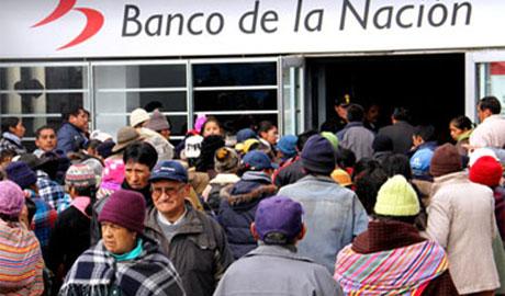 En Ancash otorgan Pensión 65 a fallecidos y pensionistas. 4