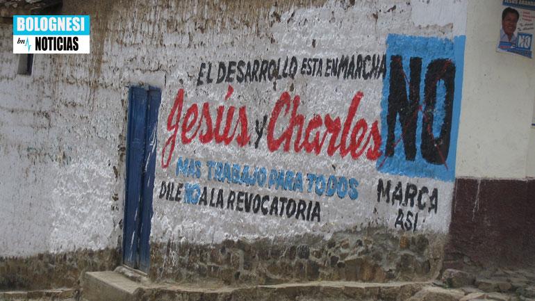 Encuesta revela que Alcalde Provincial Jesús Aranda no será revocado 1