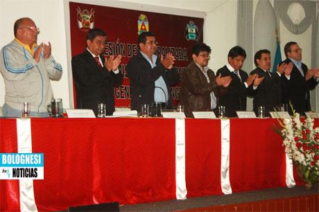 César Alvarez sustentó presupuesto 2013 ante Congreso 10