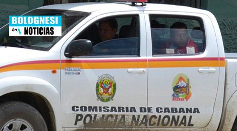 Mano derecha de Martín Espinal agrede a oficial PNP 21