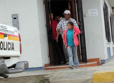 Suchiman: sujeto abusó de niña de 9 años 5