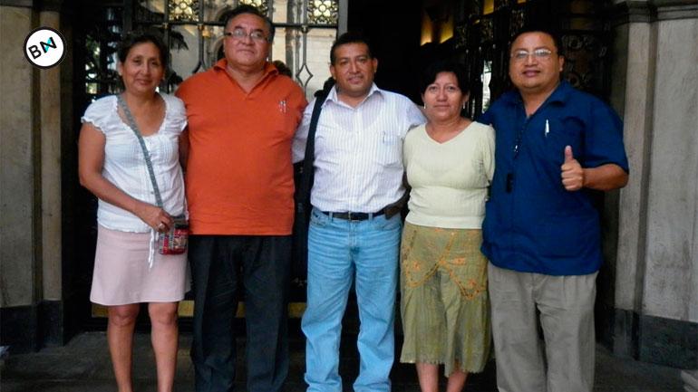 Becarios de SENCICO reciben apoyo económico del alcalde Nicolás Risco 11