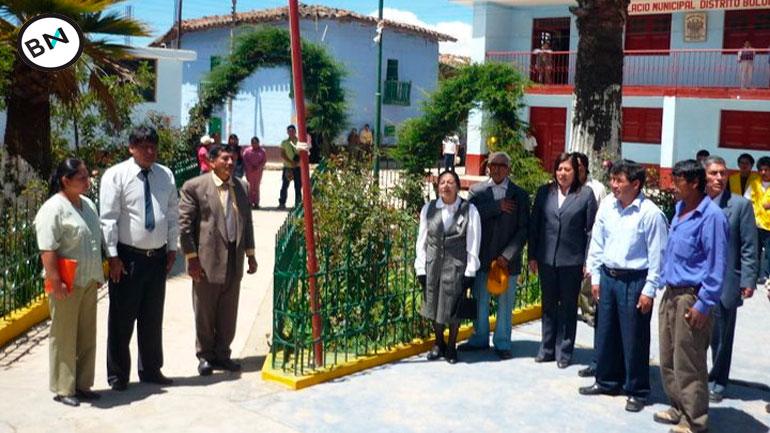 Pobladores de Pallasca solicitan el cambio del Gobernador de Bolognesi 18