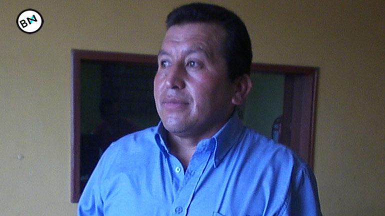 Bacilio Orè pide a JNE nombre un regidor que administre la Municipalidad de Provincial 15