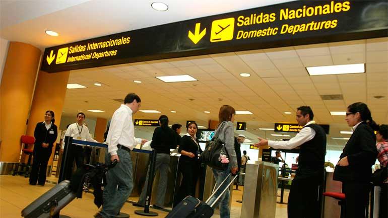 Arribo de turistas internacionales subio 10% en el 2012 4