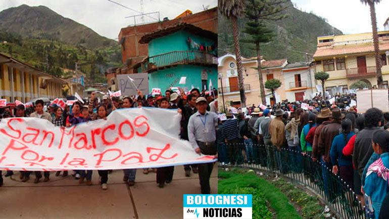 JNE vacó al alcalde de San Marcos Julio Blas Rímac por nepotismo 1