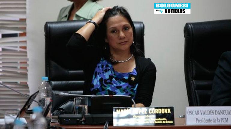 Investigación a María Magdalena acusada por enriquecimiento ilicito podría archivarse 15