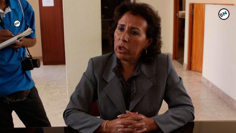 Nancy Moreno Rivera  asumió Fiscalía Superior Anticorrupción del Distrito Judicial del Santa 12