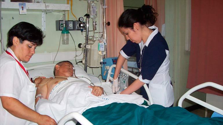 Gripe AH1N1 cobra su primera víctima en Chimbote 11