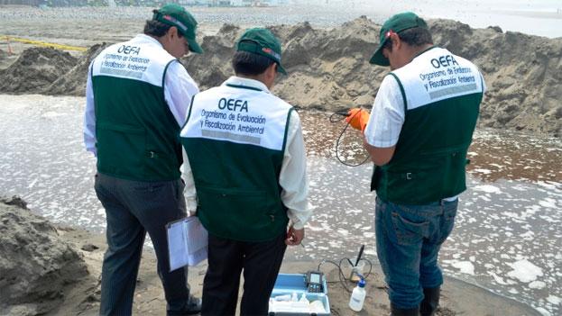 OEFA fortalece acciones de fiscalización ambiental en Áncash 2