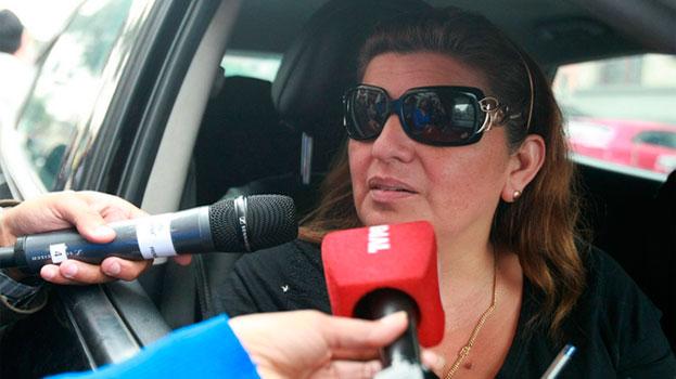 Milagros Asian esposa de César Alvarez, es prófuga de la justicia. 6