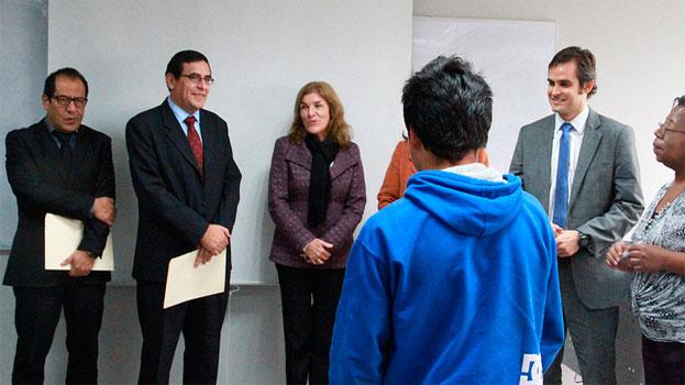 Áncash: 82 profesores se benefician con Beca Docente Invierno 2014 17