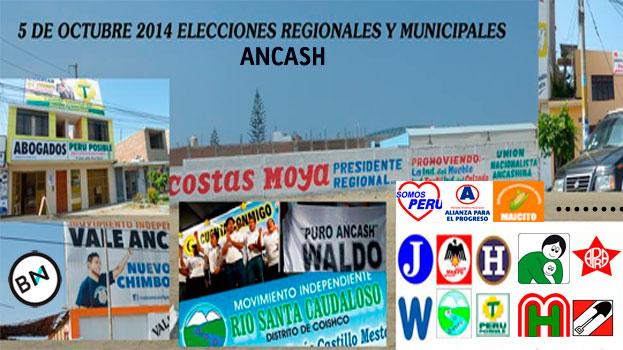 Si las elecciones fuesen mañana Waldo Rios sería Presidente Regional de Ancash 24
