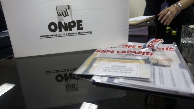 Siete partidos serán multados por omitir información a ONPE 21