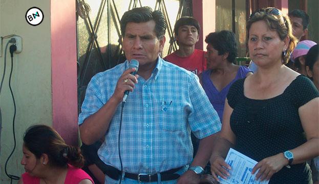 Huaraz con tres dias de duelo por muerte de Lombardo Mautino 16