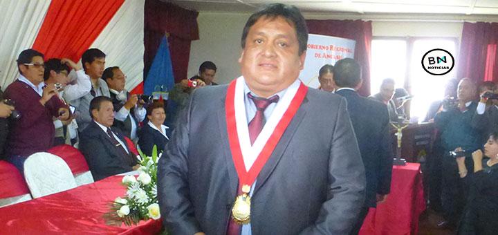 Huaraz: Consejero delegado Ángel Durán sería vacado 20