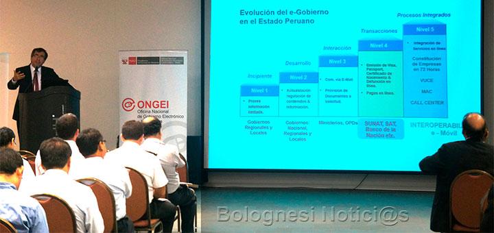Huaraz: ONGEI y la UNASAM promueven el acceso a las TIC 26