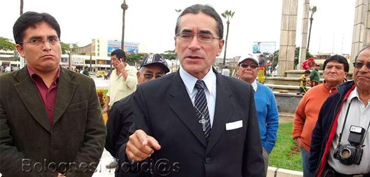 Huaraz: Consejo Regional de Ancash vacaría a Waldo Ríos 27