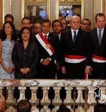 Pedro Cateriano preside nuevo Gabinete Ministerial de Ollanta Humala