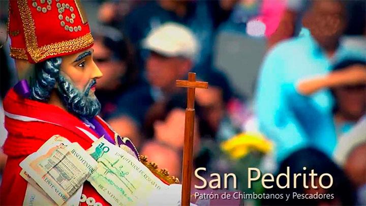 Chimbote: declaran Patrimonio Cultural de la Nación a la Festividad de San Pedrito 1