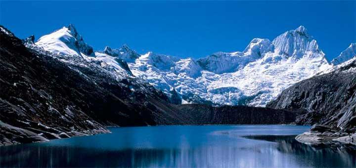 Parque Nacional Huascarán,un paisaje natural al alcance de todos. 12