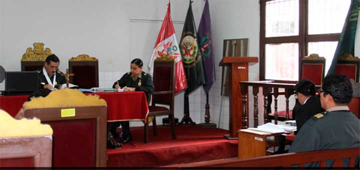 Huaraz: Ordenan cárcel para policia que robaba combustible 12