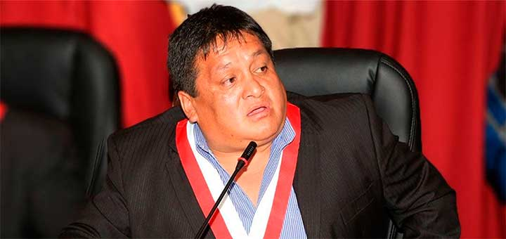 Huaraz: Consejero Ángel Durán ebrio agredió a ex conviviente 17