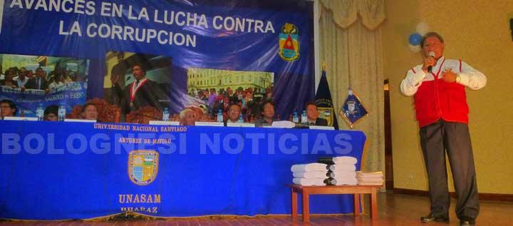 Huaraz: En audiencia Pública se informó sobre Comisión Ancash 4
