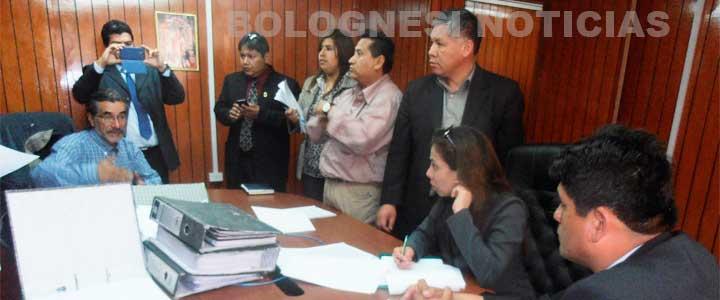 Huaraz: Consejeros regionales piden salida de Director de Educación. 25