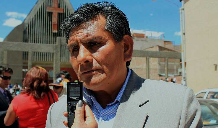 Huaraz: Ex alcalde de Huaraz Lombardo Mautino murió en trágico accidente. 17