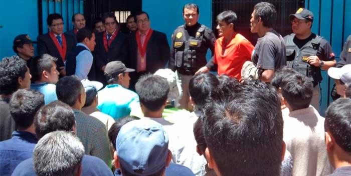 Huaraz: Estudiantes toman comedor universitario de UNASAM. 18