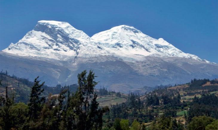 Huaraz: Foro Internacional de 20 países analizará situación de glaciares. 15