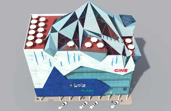 Huaraz: Construyen el primer Mall de la ciudad. 13