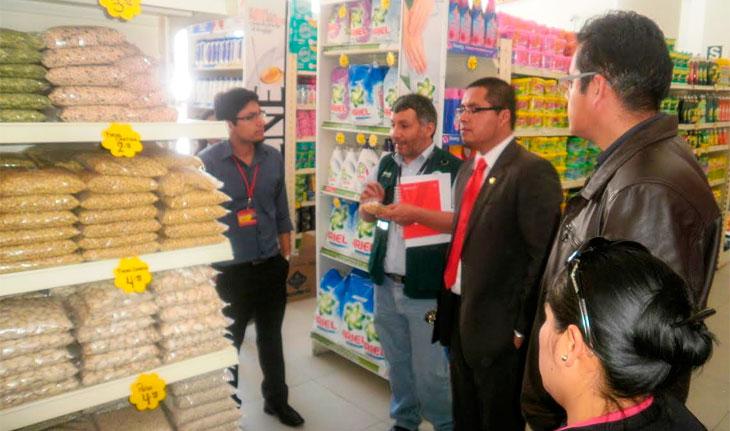 Huaraz: Senasa ejecuta operativo de vigilancia sanitaria de alimentos 10