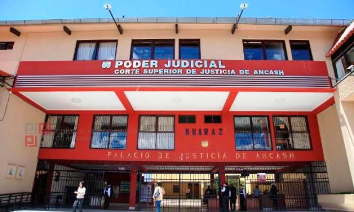 Huaraz: exoficial PNP Antidrogas es sentenciado por recibir 5 mil dolares de coima. 3