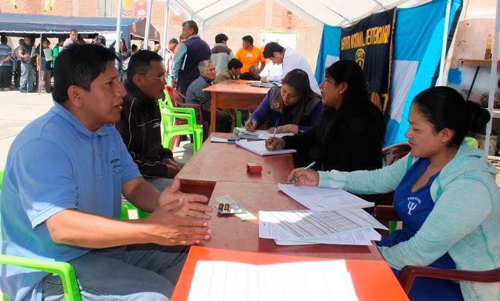 Huaraz: RSPS brindó atención medica gratuita a internos de Penal. 5