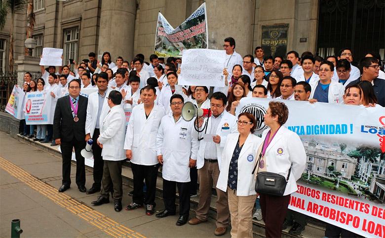 La salud en crisis y la huelga médica. 1