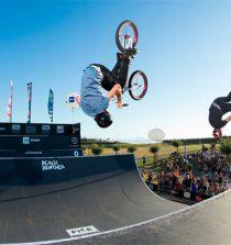 Chimbote sera sede del primer campeonato nacional de BMX Freestyle. 19
