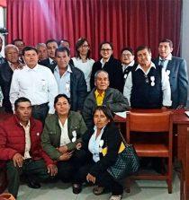 Chimbote: Juramentaron 17 nuevos jueces de Paz para Santa, Casma, Huarmey, Corongo y Pallasca. 12