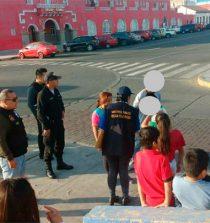 Chimbote: Fiscalía rescata a menores que trabajaban como mendigos. 9
