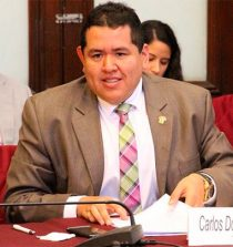 Chimbote: Congresista Domínguez logra incluír presupuesto para modernizar el aeropuerto. 5