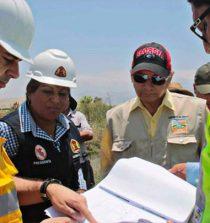 Chimbote: Inician construcción de Vía de Evitamiento. 16