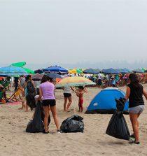 Chimbote: Limpiarán playas de distritos de Nuevo Chimbote y Santa. 13